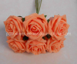 Medium Foam Rose Bunch