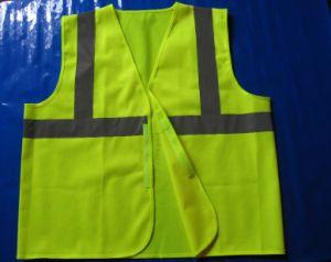 Safety Vest with CE EN471 Approval (UU202)