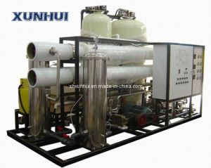 Water Treatment Reverse Osmosis Water Purification Plant