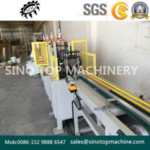 V Shape and U Shape Paper Corner Edge Protector Making Machine pictures & photos