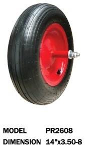 Pneumatic Wheelbarrow Wheel (PR2608)