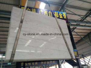 Cheap Chinese White Marble, Guangxi White Marble for Slab/Tile/Countertop pictures & photos