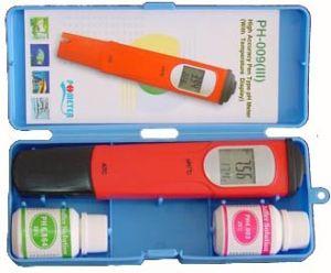 High Sensitivity, Fast Response pH Meter (pH-009(III)) pictures & photos