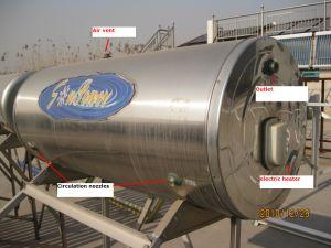 Horizontal Solar Water Tank (SPPT-H-200) pictures & photos