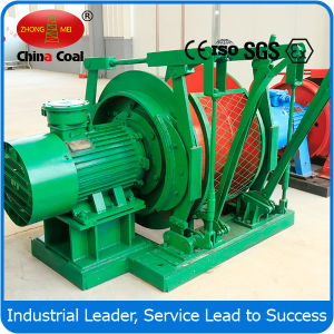 Jd-1 (JD-11.4) Electric Dispatching Mining Car′s Winch pictures & photos