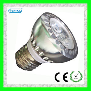 3W E27 Epistar/Bridgelux/CREE LED Spot Light (BTHRE27-WD028)