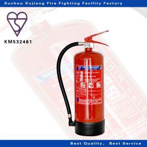 6kg ABC Powder Fire Extinguisher with Bsi En3 Certification
