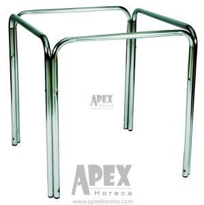 Square Table Base Aluminum Restaurant Table Base (AB2134A) pictures & photos