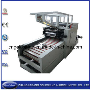 Advanced Aluminum Foil Roll Machine 1 (GS-AF-600) pictures & photos