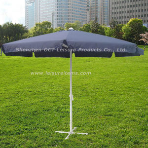 4m Round Patio Umbrella with Pully System (OCT-AU003) pictures & photos