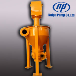 Elastomer Lined Acid Resistant Alkali Resistant Froth Foam Mining Slurry Pumps (3QV-ZJF) pictures & photos