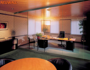 Glass Partitionwall/Neuwall pictures & photos