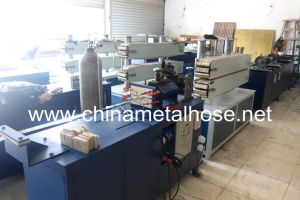 Hlt50 Stainless Steel Mechanical Hose Making Machine pictures & photos
