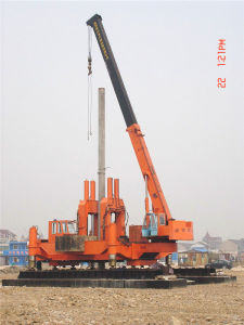 Hydraulic Static Pile Driver (ZYC900B)