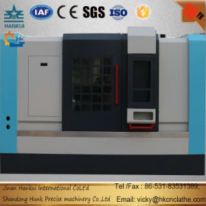 New Design Slant Bed CNC Lathe Machinery for Mould Made pictures & photos