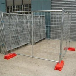 Temporary Fencing with 2.5mm/3mm Wire Diameter