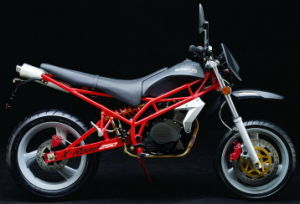 Motorcycle (Sachs X-Road 250)