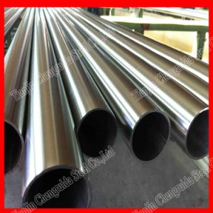 Stainless Steel Tube for Car Exhaust (304 304L 316 316)) pictures & photos