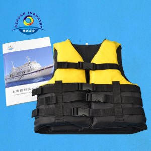Marine Life Vest With Buyer′s Logo (DH-062)