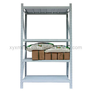 4 Tier Layer Board Height Adjustable Light Duty Storage Rack pictures & photos