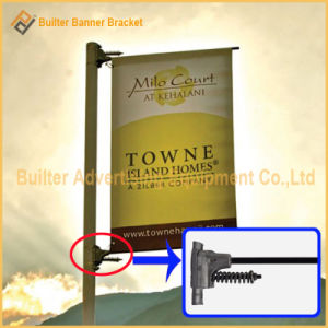 Pole Advertising Banner Flag Equipment (BT-BS-057) pictures & photos