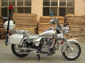 Quality Powerful Professional Manufacturer 250cc Police Motorcycle