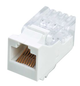 RJ45 Cat5e Module (Toolless) (AQ-AM5E-SL)