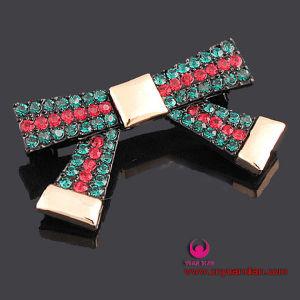 Fashion Stone Christmas Gift Quality Jewelry Brooch