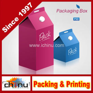 Custom Printed Packaging Paper Box (1219) pictures & photos
