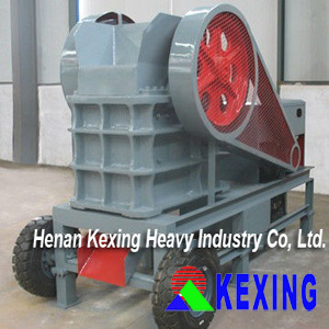 Low Price Diesel Engine Jaw Crusher (PE150*250)