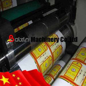 Automatic UV Flexographic Printing Machine (RY 450 320) pictures & photos