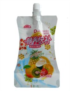 Liquid Spout Packing Bag - 9