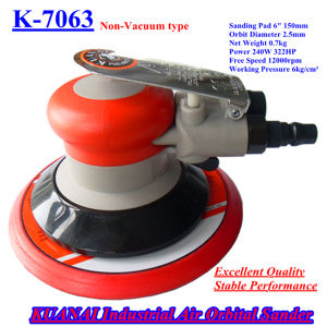 Air Tool Air Random Orbital Sander Air Polisher