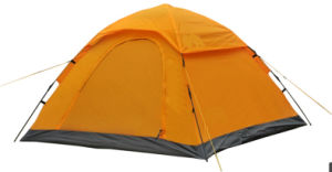 3 Person Automatic Tent, Folding Tent, Auto Tent, Camping Tent pictures & photos