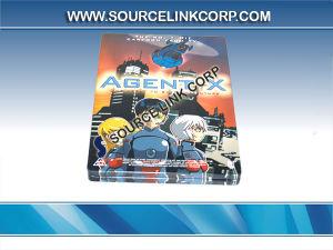 CD/DVD Tin Box Packaging (SL-1xx5)