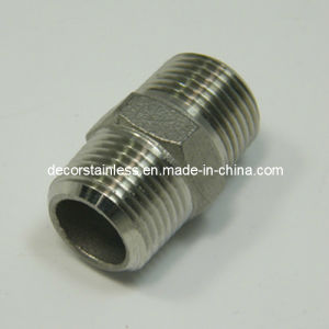Stainless Steel Double Pipe Nipples pictures & photos