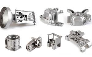 Precision Aluminium Die Casting with Different Finishing pictures & photos
