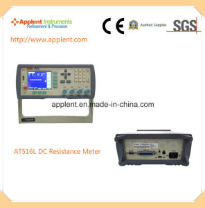 DC Resistance Meter for Transformer Resistance (AT516L) pictures & photos