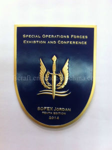High Quality and Economic Price Police Badges pictures & photos