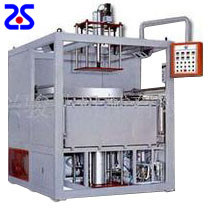 Zs-5661 Color Printing Vacuum Forming Machine pictures & photos