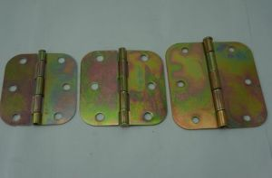 Furniture Hardware&Brass Butt Door Hinge Qy-026 pictures & photos