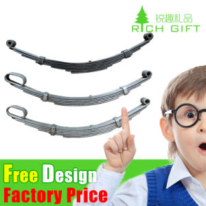 Factory Supply Customized Spring Steel Button Clip pictures & photos