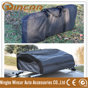 1680d Oxford Fabric Roof Top Bag 375L Capacity with Metal Frame
