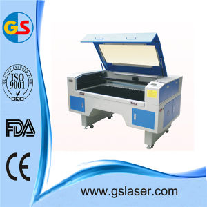 Shanghai Laser Cutting Machine Factory From Goldensign 1490 pictures & photos