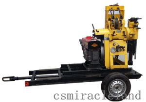 Crawler Type Hydraulic Rotary Water Well Drilling Rig (YZJ-200Y) pictures & photos