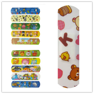 Colorful Adhesive Bandage Cartoon Band Aid pictures & photos
