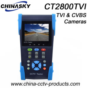 3.5 Inch CCTV Test Monitor for Analog, Tvi Cameras (CT2800TVI) pictures & photos