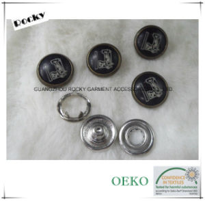 Wholesale Garment Prong Button for Baby Clothes pictures & photos