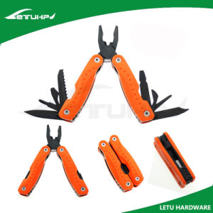 Promotion Black Finish Multi Tool with Knife and Pliers pictures & photos