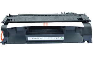 Original Ce505A 05A 05X Black Toner Cartridge for HP Printer pictures & photos